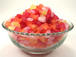 Fruit Slices Crystal Potpourri 16 oz / 1 lbs