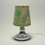 Mosaic Electric Oil Warmer Touch Table Lamp