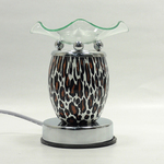 Glass Electric Touch Oil Warmer