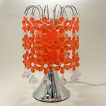 Red Crystal Touch Oil Warmer
