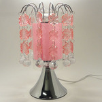 Pink Crystal Touch Oil Warmer