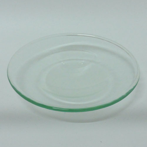 A D4rcl A D4rcl Small Clear Round Dish Oil Dishes