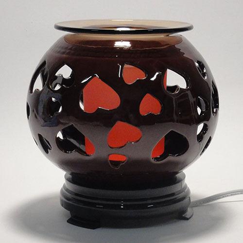 C 208 Electric Ceramic Simmer Potwarmer Ceramic Oil Warmer