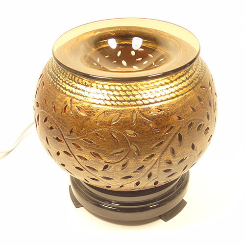 C 212 Electric Ceramic Simmer Pot Warmer Ceramic Oil Warmer