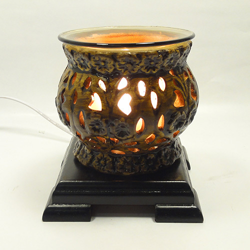 C 214 Electric Ceramic Simmer Pot Warmer Ceramic Oil Warmer