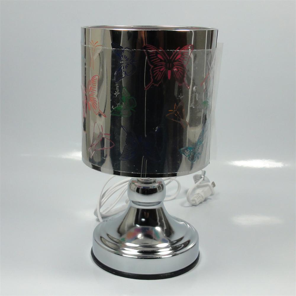 Electric Oil Warmers ~ Te metal electric touch oil warmer