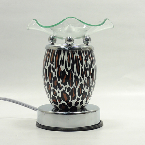 Electric Oil Warmers ~ Te glass electric touch oil warmer